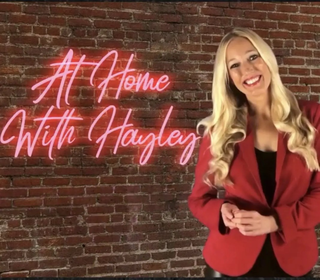 At Home With Hayley