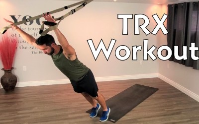 Full Body TRX Workout (All Levels)