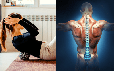 How to Self-Massage Along Your Spine