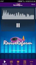 Revive Reform Radio phone app