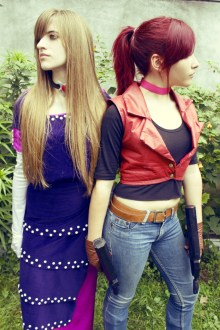 Claire Redfield Argentina
