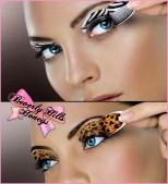 extreme-eyeshadow-crazy-leopard-zebra-print