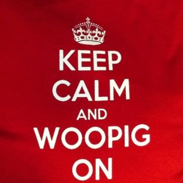Keep Calm and Razorback on