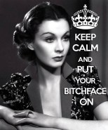Keep Calm Bitch