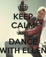 keep calm and ellen