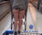 camo butt cheeks