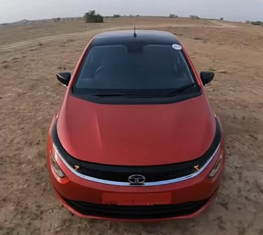 Tata Altroz: Tata's First Premium Hatchback