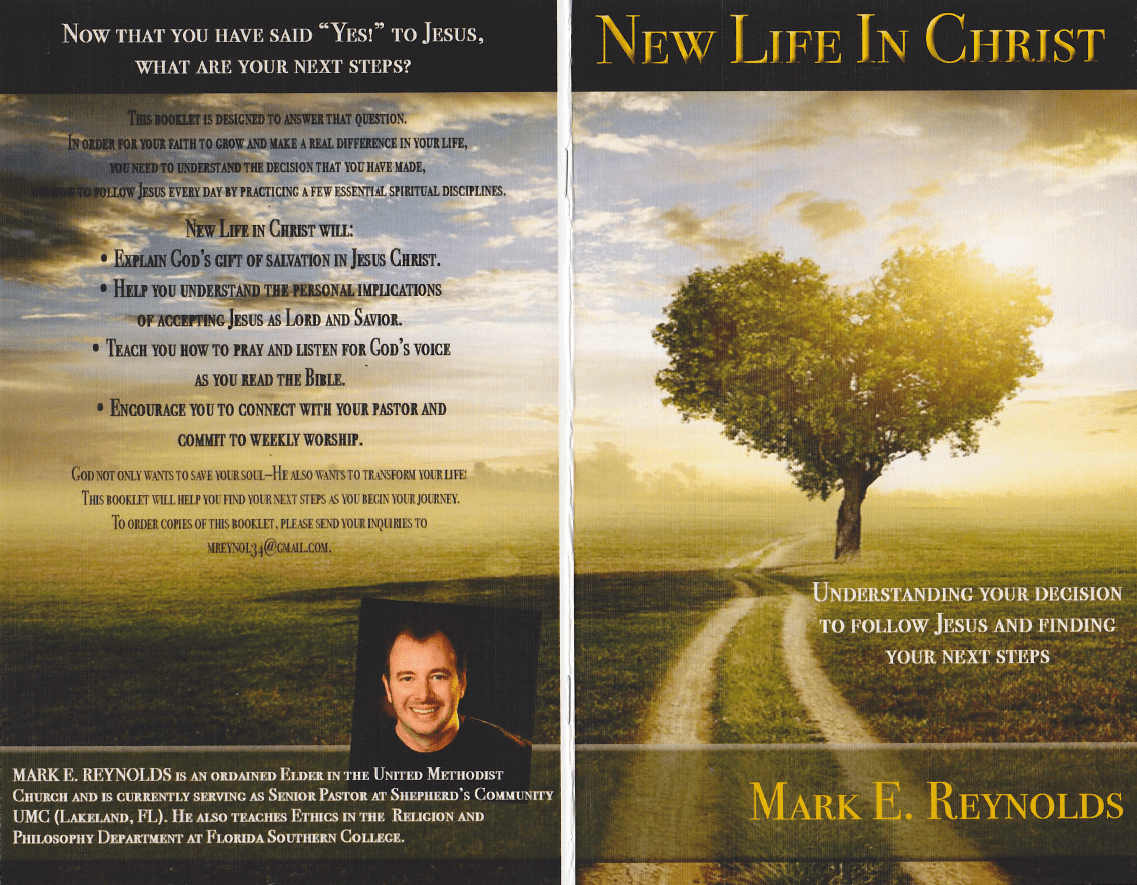 New Life In Christ Booklet