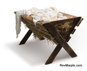 Keeping Jesus Away in a Manger? (Luke 2:1-7)
