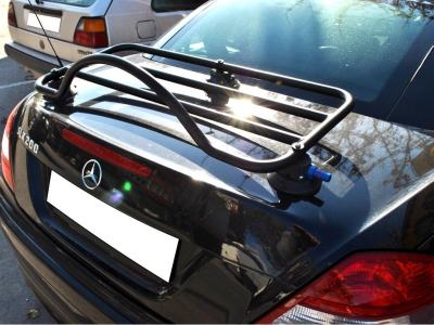 revo rack slk boot rack fitted ro r171 slk