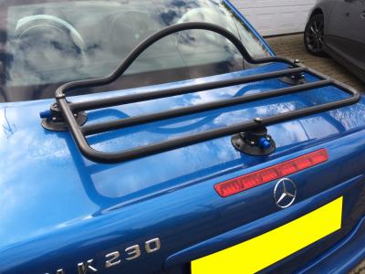 Mercedes SLK Boot Rack on R170 SLK