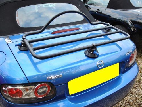 Mazda MX5 Luggage Rack