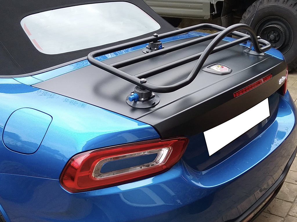 Abarth 124 porte-bagages