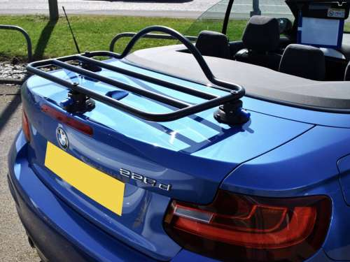 BMW 2 Series Convertible Luggage Rack
