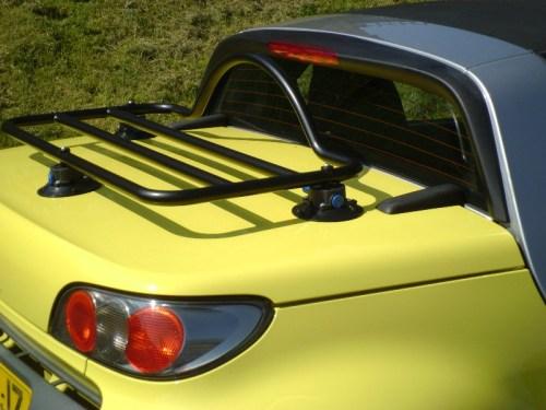 smart roadster luggage rack