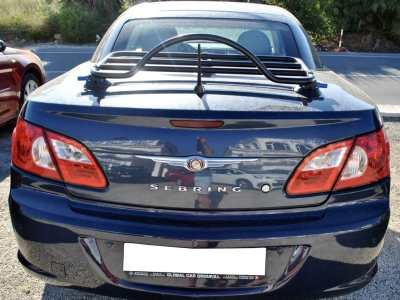 Chrysler Sebring Convertible Luggage Rack : Revo-Rack