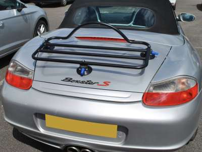 987 boxster boot rack