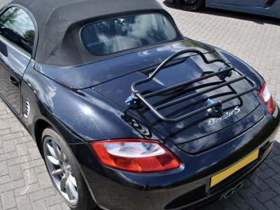 porsche boxster boot rack