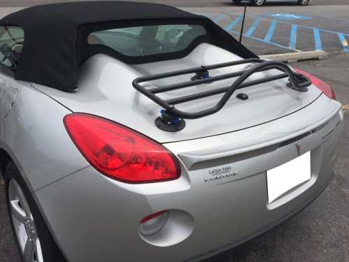 Pontiac Solstice Luggage Rack