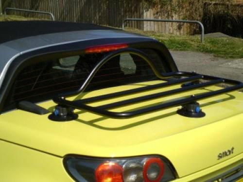 Smart Roadster Gepäckträger