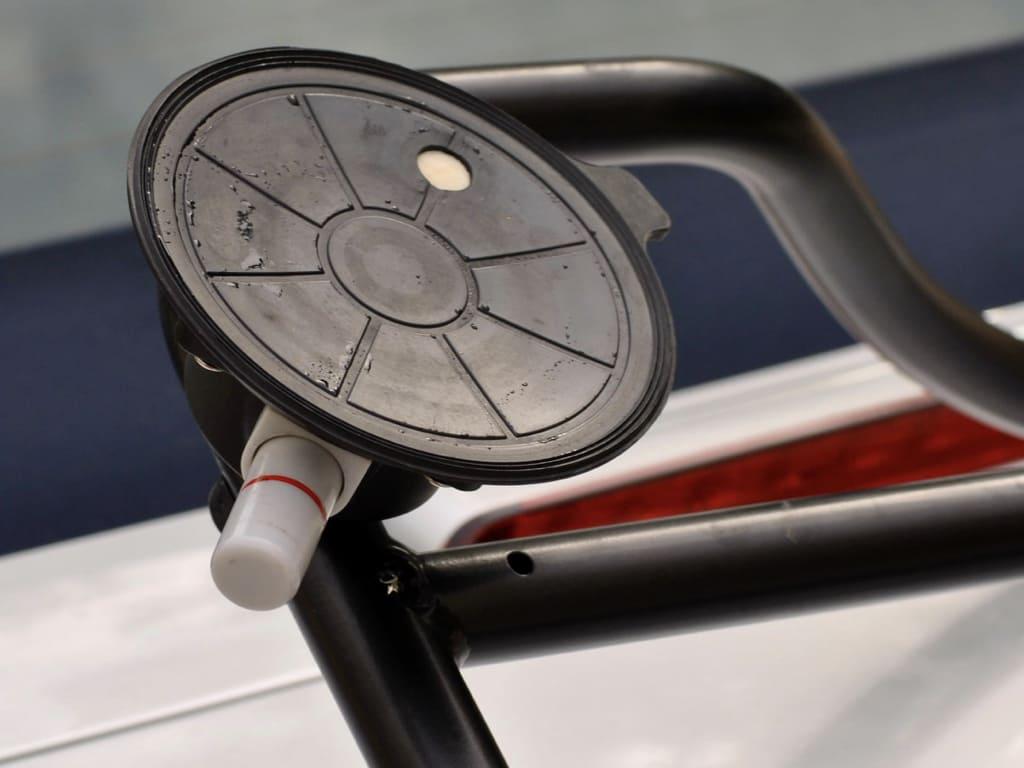 Portaequipajes BMW Z4 E85 con tecnología de ventosa