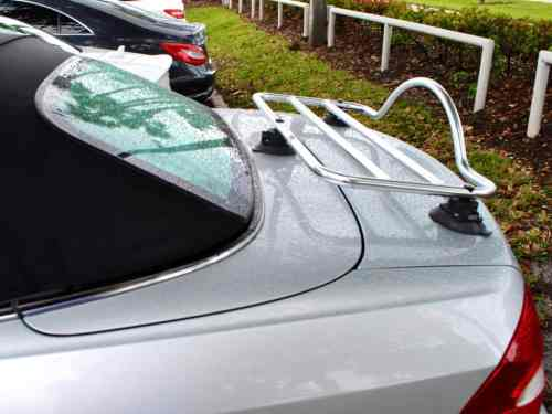 mercedes cabriolet luggage rack