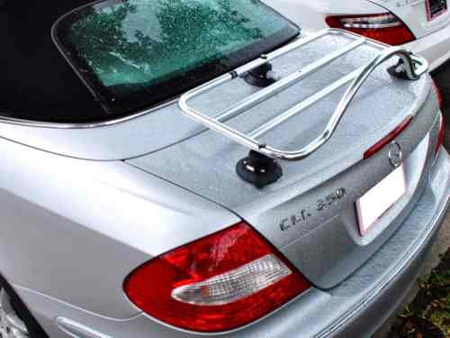 revo-rack mercedes benz cabriolet boot rack