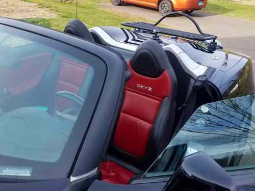 Saturn Sky Luggage Rack