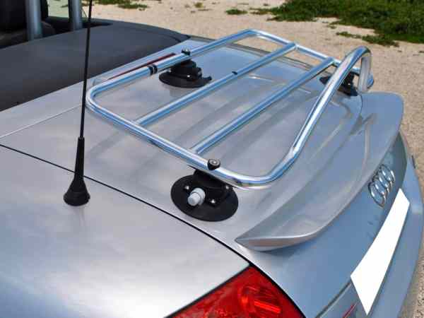 Audi TT Porte Bagages acier inoxydable