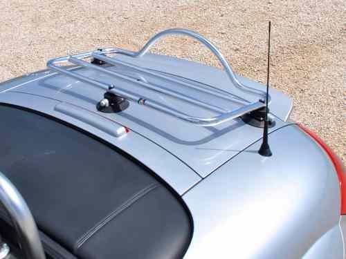Audi TT Roadster Gepäckträger rostfreier Stahl