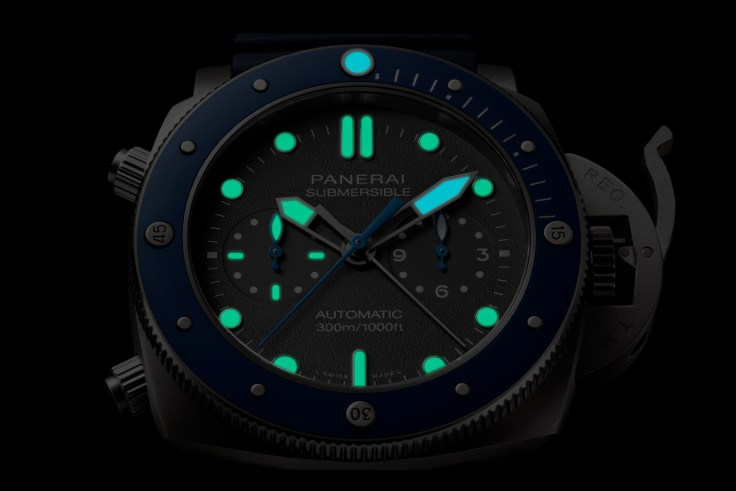 Panerai Luminor Submersible 1950 Chrono Guillaume Néry Edition PAM982 2