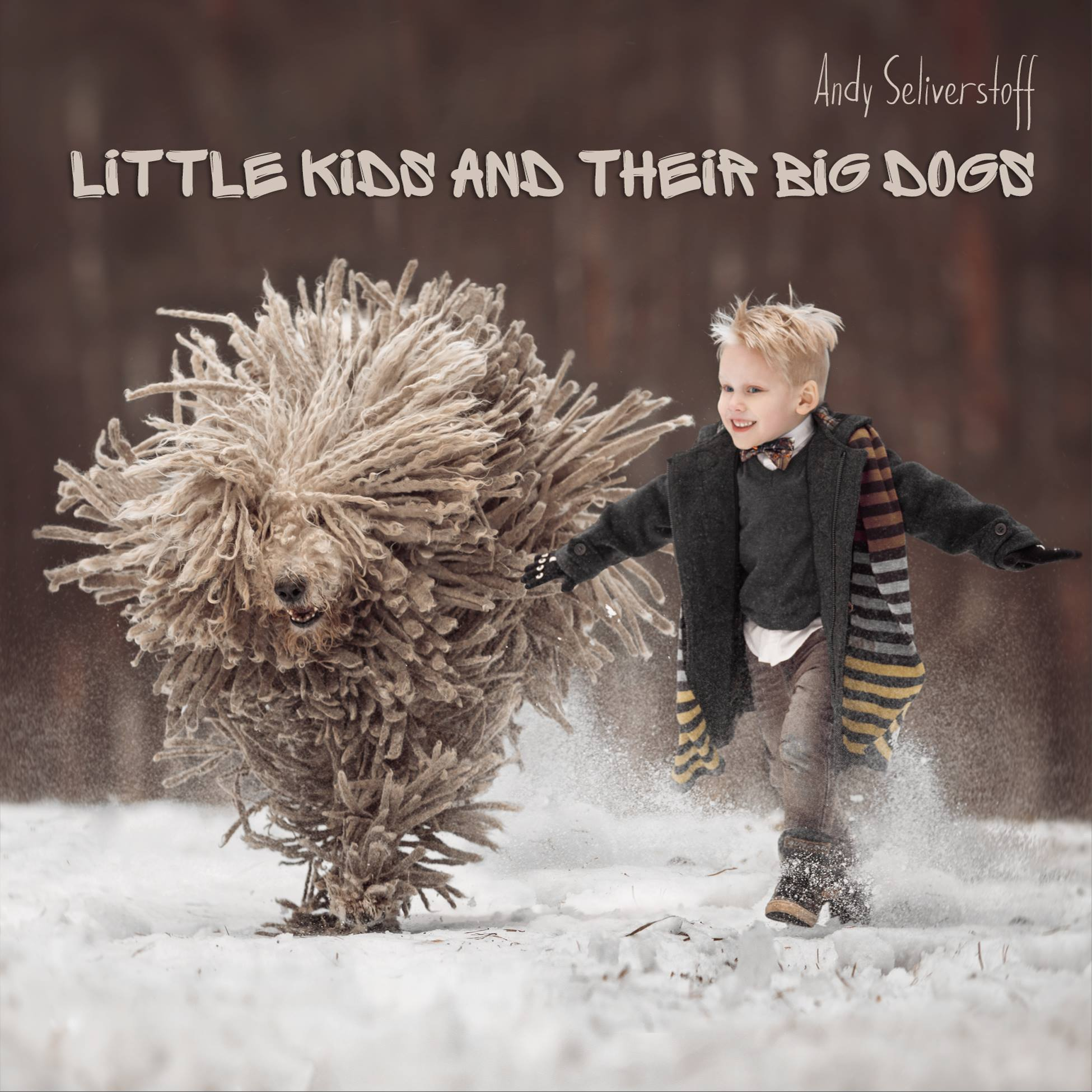 Little Kids And Their Big Dogs Volume 1