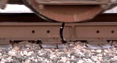 Rail Break Under Wheel