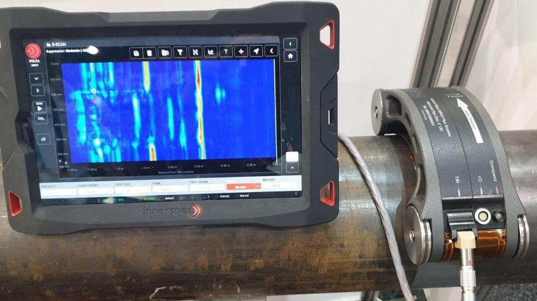 Innerpsec MRUT-C Pipeline Inspection