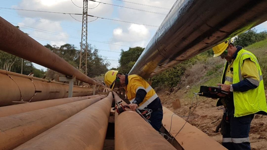 Pipeline Inspection Services Australia