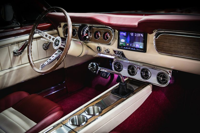 1966 Mustang Gt 2 2 Fastback Revology Cars