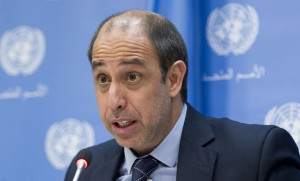 Special Rapporteur on the situation of human rights in Myanmar Tomás Ojea Quintana. UN Photo/JC McIlwaine