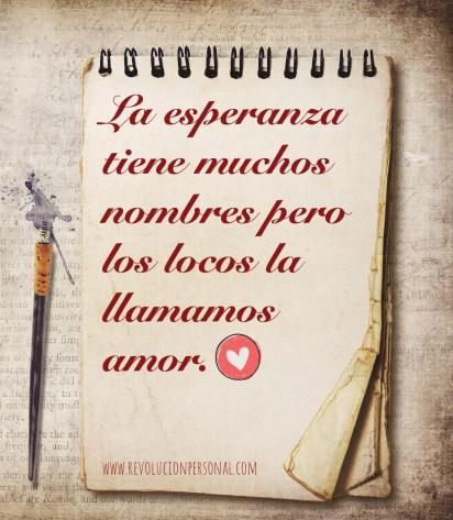 frases de esperanza en el amor