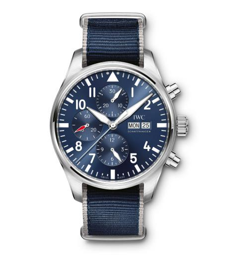 IW377714 Pilot's Watch Chronograph _Edition Petit Prince_ + Summerstrap IWIWE10924_1719373