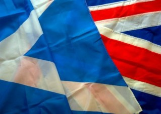 Scottish_and_British_flags_wide