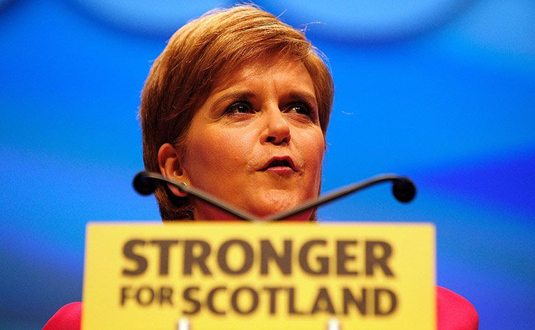 SNP conference: Implications for class struggle in Scotland