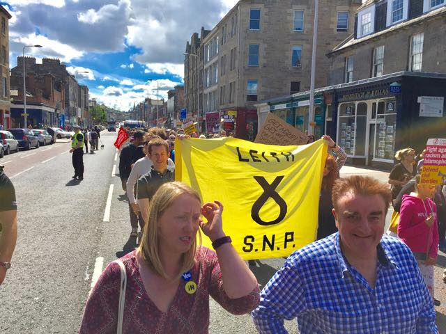 Class Contradictions of The SNP Revealed in Depute Leadership Race