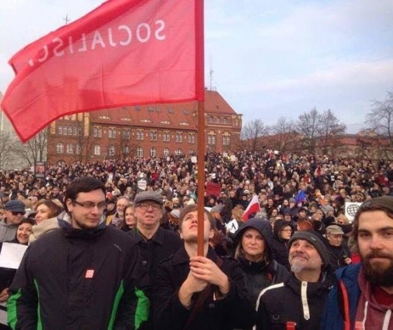 Strajk! – stories of Polish workers: resistance, strikes and revolution