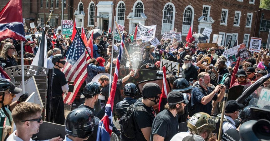 Lessons of Charlottesville