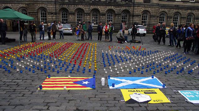 Catalonia and Caledonia