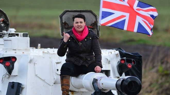 Is Scotland Turning Conservative?