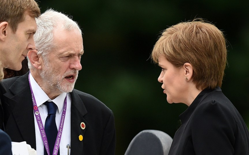 Labour, The SNP and The Single Market