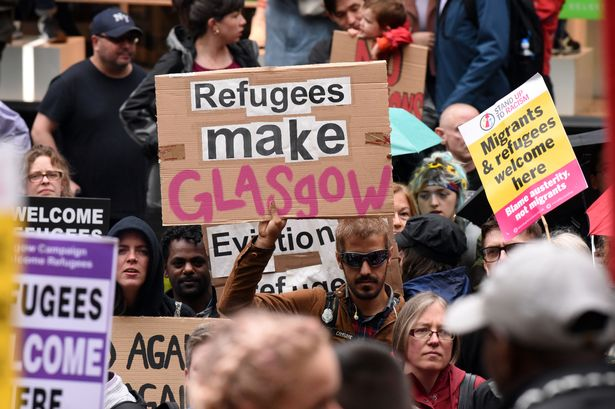 Defend Asylum Seekers' Homes: Lock Out The Landlords