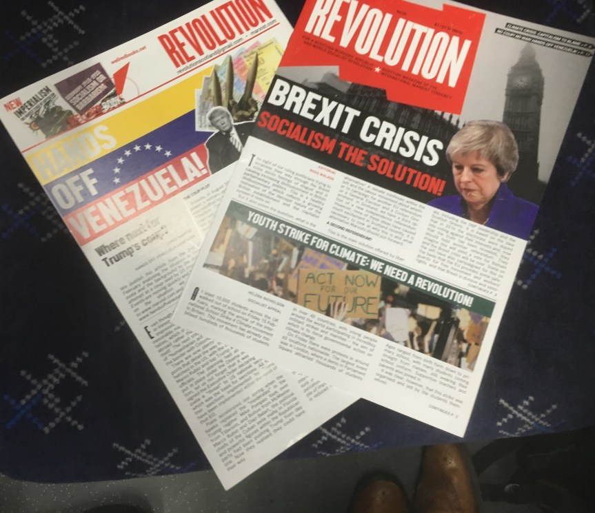 Brexit Crisis: Socialism the Solution (Issue 26 Editorial)