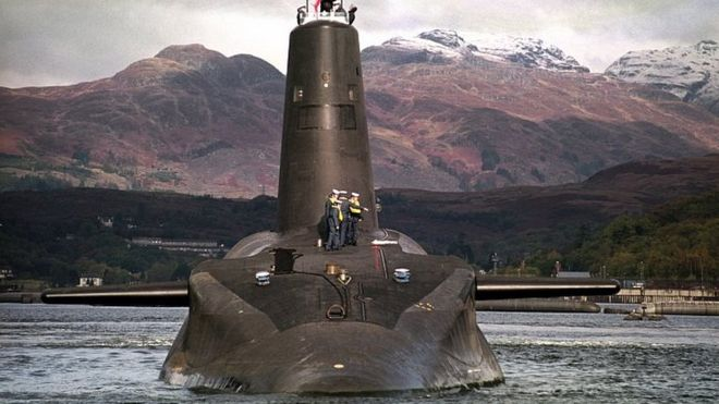 50 years of Trident: How can we abolish nuclear weapons?